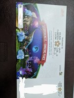 Used Glow Garden Ticket in Dubai, UAE