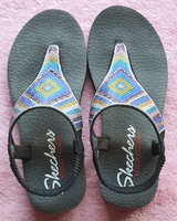 Used Skechers Slingback Thong Sandals in Dubai, UAE