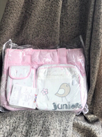 Used New Juniors printed Baby Bag,twin handle in Dubai, UAE