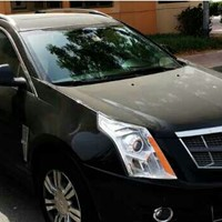 Used Cadillac SRX4 in Dubai, UAE