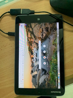 Used Lenovo windows 32gb tab good condition  in Dubai, UAE