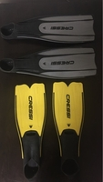 Used CRESSI pro swimming fins #2 in Dubai, UAE