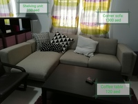 Used Very good studio furniture for sale in Dubai, UAE