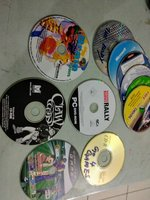 Used 10 GAME CDS FOR PC OR LAPTOP in Dubai, UAE