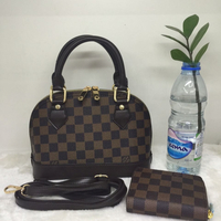 Louis Vuitton Bag With Wallet High Copy
