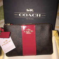 Used Coach Purse 100% Authentic with Tag And Box - Made In Vietnam. in Dubai, UAE