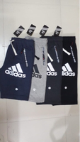 Used Adidas short 4 pcs Large eid promo  in Dubai, UAE