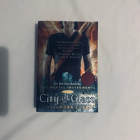 Used City of Glass by Cassandra Clare in Dubai, UAE