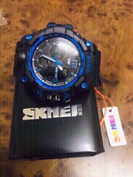 Used SKMEI Mens Water resistance watch ❤️ in Dubai, UAE