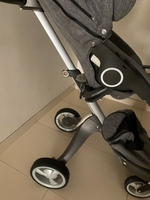 Used Stokke stroller in Dubai, UAE