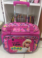 Used Barbie trolley bag in Dubai, UAE