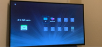 Used Toshiba 4k tv 43 inch in Dubai, UAE
