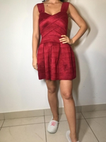 Used Red dress small size  in Dubai, UAE