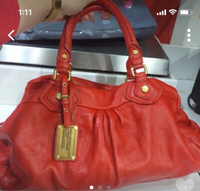 Used Marc Jacob two way bag in Dubai, UAE