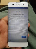 Used Sony xperia XA in Dubai, UAE