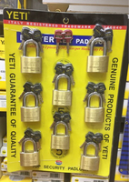 Used Yeti Padlocks in Dubai, UAE