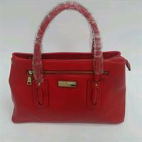 Used Big Offer#Hot Red #Handbag In Original PU Material in Dubai, UAE