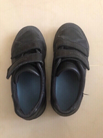 Used Geox junior arzack Velcro school shoes❤️ in Dubai, UAE