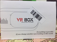 Used Let's donate! Virtual reality box! in Dubai, UAE