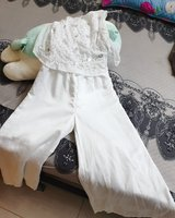 Used Pretty jumpsuit for kids/size 7-9 years in Dubai, UAE