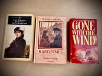 Used Three International Classic Novels in Dubai, UAE
