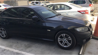 Used BMW 316i 2012 model in Dubai, UAE