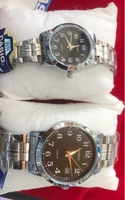 Used CASIO HE AND SHE COUPLE WATCHES  in Dubai, UAE