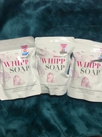 Used SNAIL WHITE WHIPP SOAP 3pcs 100g/each in Dubai, UAE