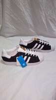 Used Adidas superstar sneakers size 45, new  in Dubai, UAE