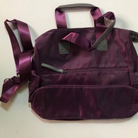 Used Purple shoulder bag 💼 (new) in Dubai, UAE