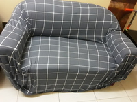 Used Elastic combinat sofa cover in Dubai, UAE