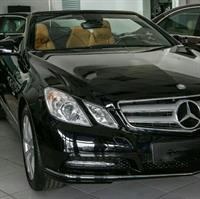 Used 2012 MERCEDES E350 CONVERTIBLE  in Dubai, UAE