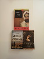 Used 3 Books: Middle Eastern Interest in Dubai, UAE