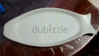 Used Fish shaped plate in Dubai, UAE