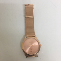 Used Womage watch in rose gold color  in Dubai, UAE