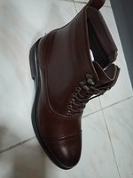 Used Brown Boots Sz 43/11 in Dubai, UAE