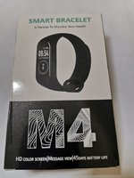 Color M4 fitness new 45 days life