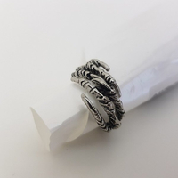 Used Skeleton shaped ring for men 落 in Dubai, UAE