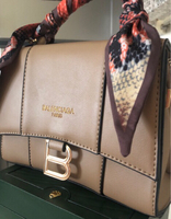 Used Balenciaga nude bag in Dubai, UAE