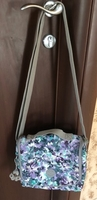Used Kipling purply lunch bag  in Dubai, UAE
