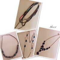 Used Bargain -4 Necklace ❤️ in Dubai, UAE