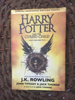 Used Harry Potter & The Cursed Child  in Dubai, UAE