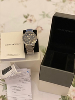 Used EMPORIO ARMANI, 450 ONLY!! IT WAS 1400 in Dubai, UAE