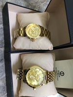 Used Biden couples watch brand new in Dubai, UAE