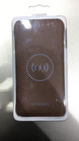 Used VEGER wirelees powerbank 20000 mah in Dubai, UAE