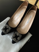Used Manolo Blahnik shoes size 38,5 in Dubai, UAE