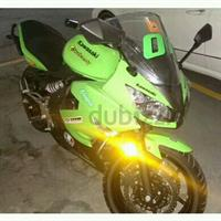 Used Kawasaki Bike  in Dubai, UAE