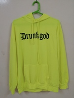Used Kangaroo Pocket Long Sleeve Solid Hoodie in Dubai, UAE