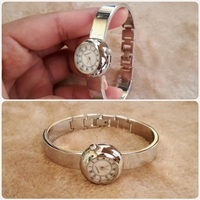 Used Brand New Unique Bracelet watch for her in Dubai, UAE