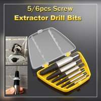Used 5 pcs drillbit screw wall extractor in Dubai, UAE